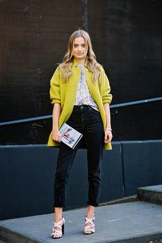 Vanessa Jackman: London Fashion Week AW 2014....Before Topshop Unique