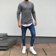 """""""#outfit #itboy : @massiii_22   #look aprovado ❓ Snap: souitboy"""""""