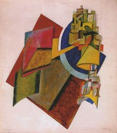 Alexander Rodchenko, Composition, 1917