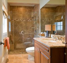 small bathroom designs with shower and tub inexpensive shower remodel redo shower stall shower tub remodel Small Bathroom With Shower, Simple Bathroom, Master Bathroom, Bathroom Showers, Small Bathrooms, Basement Bathroom, Tiled Showers, Master Tub, Big Shower