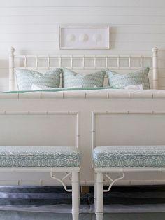 Bedroom Color Scheme. White Bedroom Color Scheme. Coastal White Bedroom Color Scheme. #Bedroom #ColorScheme #BedroomColorScheme #WhiteBedroom Meredith McBrearty.