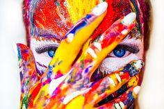 MADmoiselle: Teoria culorilor - Notiuni de baza despre culori