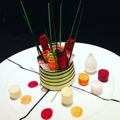 Summer treat )))#nord55 #gaultmillau #gastronomy #finedining #armyofchefs #foodartchefs #foodstarz_official #foodporn #foodie #food😍 #chef #chefsplateform #chefroll #gourmetartistry #culinaryarts #culinarychefsportal #gourmetzfood #cookniche #dishoftheday #foodartchefs #theartofplating #sousfresh #grateplates #gastroart