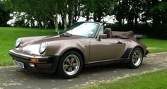 My mom's got one of these in Cassis Pink. Absolutely gorgeous! 1987 Porsche 911