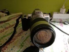 My Minolta dynax 505si
