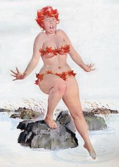 vintage art illustration drawing pin-up girlwoman 50 sexy vintage illustrations of Hilda, the forgotten plus-size pinup girl of the 1950s Pin Up, Pin Up Girl Vintage, Vintage Men, Comic Manga, Plus Size Girls, Poses, Pin Up Art, Bored Panda, 1950s