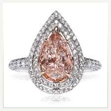 pink engagement ring - Google Search
