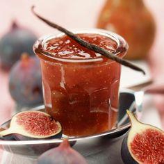 Découvrez la recette Confiture de figue aux épices sur cuisineactuelle.fr.