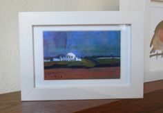 Spanish City Whitley Bay Framed Mini Wall Art by EleanoreDitchburn