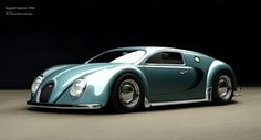 The Bugatti Veyron…Beetle Edition - har