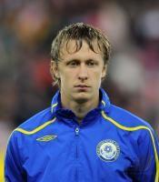 Fussball International EM 2012-Qualifikation: Alexandr Kirov (Kasachstan)