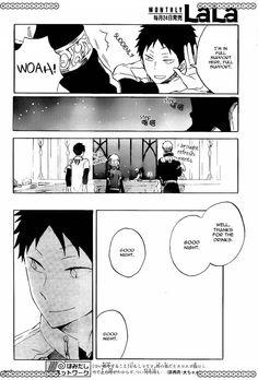 Akagami no Shirayukihime 59 Page 28