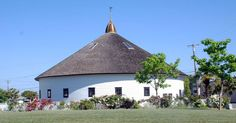 """DeTurk Round Barn tlcd architecture   santa rosa ca .       one of the only 2 """"true round barns"""" in calif."""