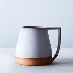 Handthrown Dipped Ceramic Mug on Food52