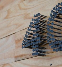 One Fell Swoop: A Number of Nails