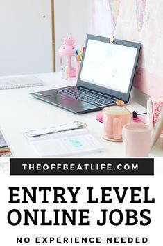 Looking to work from home, but worried you have little to no experience? No worries, we've got 15 entry-level jobs that you can land today! #remotework #digitalnomad #locationindependent #workfromhome #remotejobs #entryleveljobs #nomadlife #worktravel #onlinework #onlinejobs Work Travel, Entry Level, Digital Nomad, Work From Home Jobs, Online Work, The Incredibles, Blog, Life, Blogging