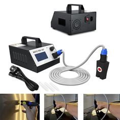 598.50$  Buy here - http://aimvx.worlditems.win/all/product.php?id=32797292653 - 2017 Professional plug Soft Dent Removal Heat Induction System magnetic inductor machine PDR tools