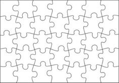 Free Scroll Saw Patterns by Arpop: Jigsaw Puzzle Templates