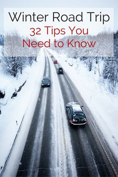 A Winter Road Trip Alone: 32 Tips You Need to Know http://solotravelerblog.com/winter-road-trip-alone-32-tips/