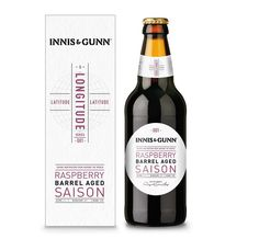 Innis & Gunn is preparing to release to small batch, limited edition beers -- Latitude and Longitude a raspberry saison, and Vanishing Point, a bourbon barrel-aged imperial stout. For all the details, see below: Edinburgh, Scotland —Innis & Gunn will be introducing two small batch limited edition beers in the upcoming months. These beers will inaugurate two new series; Latitude and Longitude launching this month and Vanishing Point, available this fall.