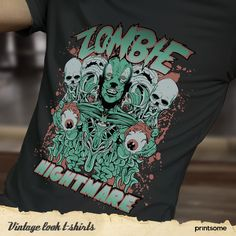 How to design a #vintage #tshirt
