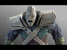 "CGI VFX Breakdown HD: ""Thor: The Dark World Stone Man Vfx Breakdown"" by Luma Pictures - YouTube"