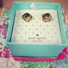 the perfect Kate Spade earrings!
