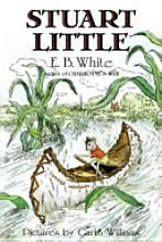Stuart Little - E. B. White - The first book given to me (as an adult) by a young friend (some years ago), thanks Faith. :)