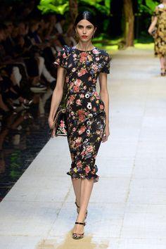 Dolce & Gabbana | Ready-to-Wear Spring 2017 | Look 64