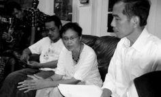 Temui Uplink dan UPC, Jokowi Janjikan Pemerataan Ekonomi