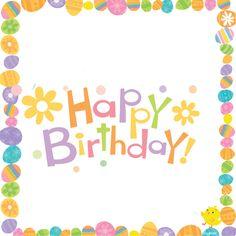 ┌iiiii┐ Feliz Cumpleaños - Happy Birthday!!!                              …
