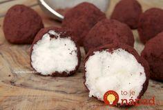 Rýchla a jednoduchá dobrota z tvarohu, kokosu a kakaa. A čo je najlepšie? Pripravíte ich za neuveriteľných 5 minút.