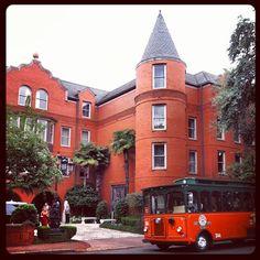The Mansion on Forsyth Park • Savannah, GA