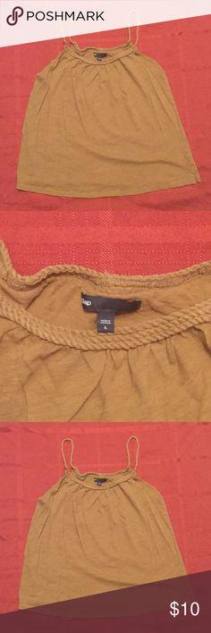 Gap stripe Brown size L Gap stripe size L Brown in good condition GAP Skirts