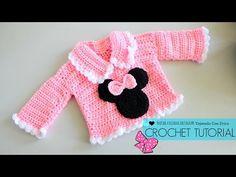 Suerita De Crochet Facil y Basico CROCHET TUTORIAL | Tejiendo Con Erica - YouTube
