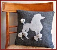 Simple and great design-Time For Poodles & Friends: Poodle Up Your Home!