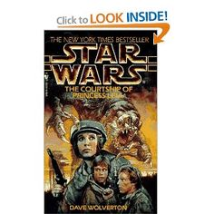 So many good Star Wars books out there.  This is one of them and check out the ones by Kevin J. Anderson