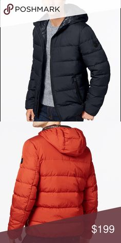 NWT Michael Kors Men Down Jacket Brand new with tag. Super soft and lightweight. Midnight blue color Michael Kors Jackets & Coats Puffers