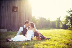 True Love | A wedding at Barn Swallow Farms - Indianapolis wedding photographer | Indiana photographer Lemongrass Photography