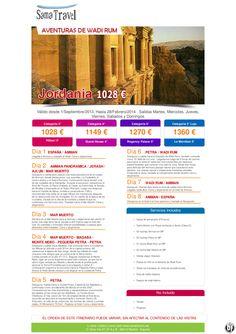Aventuras de Wadi Rum Desde 1028 € ultimo minuto - http://zocotours.com/aventuras-de-wadi-rum-desde-1028-e-ultimo-minuto/