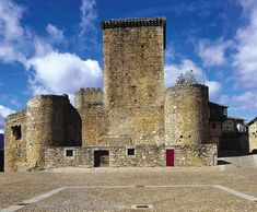 Salamanca. Web oficial de turismo de la provincia de Salamanca · Castillo de Miranda del Castañar