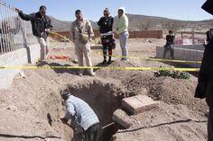 La tumba profanada en Aquiles Serdán pertenecia a un hombre que ejecutaron en el 2014 | El Puntero