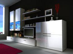 Mueble de salón de diseño modelo Violeta 4. Visita…