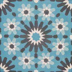 zementfliesen -> VN Azule 13 - Designfliesen