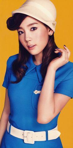 Girls' Generation // Girls & Peace // Taeyeon