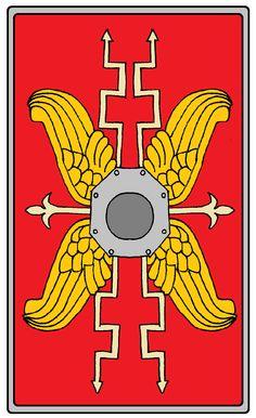 Roman Centurion Shield 2
