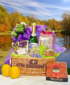 Custom Gift Baskets | The Perfect Gift | Manhattan | New York City