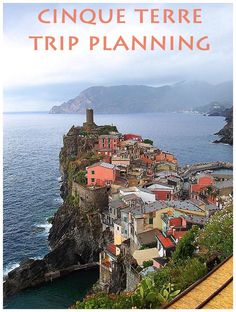 All the best resources for Cinque Terre Trip Planning from restaurants to hotels to blogs to photo inspiration. #ad