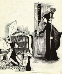 Dorrie and the Big Witch