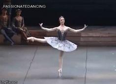 Svetlana Zakharova in Raymonda, Act II variation